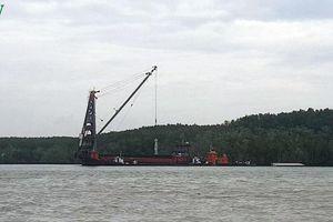 Chìm tàu Vietsun ước tính thiệt hại ban đầu hàng chục tỷ đồng