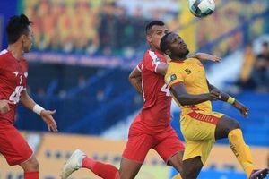Những ngoại binh chủ lực của CLB Thanh Hóa sẽ không được đá trong trận play-off với CLB Phố Hiến