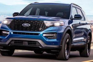Từng rất được kỳ vọng, Ford Explorer 2020 biến thành thảm họa