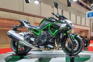 'Siêu nakedbike' Kawasaki Z H2 ra mắt tại Tokyo, mạnh gần 200 mã lực