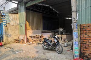 Người nhà quan quận Thủ Đức ra điều kiện tháo dỡ xưởng không phép
