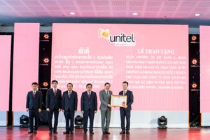 10 năm thương hiệu Unitel của Viettel tại lào