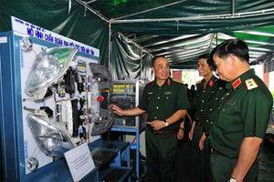 LLVT Quân khu 7 thực hiện hơn 200 sáng kiến trong giai đoạn 2015-2019