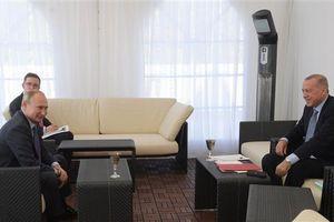 Nga - Thổ: Đạt thỏa thuận chấm dứt chiến sự ở Syria