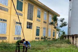 Hà Nội yêu cầu rà soát hệ thống điện trong khu vực trường học