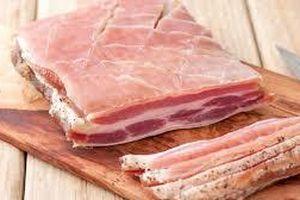 Thịt lợn muối trên thế giới tăng giá vì dịch tả lợn châu Phi bùng phát