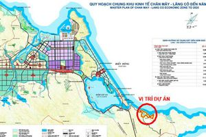 Chưa cho phép xây khu du lịch tâm linh trên núi Hải Vân