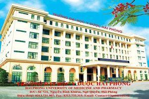 Phát hiện văn bản giả mạo về tuyển sinh liên thông y khoa năm 2019 của trường Đại học Y Dược Hải Phòng