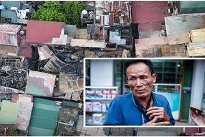 Vụ cháy dãy nhà trọ ở Viện Nhi: Truy tố bị can Hiệp 'khùng'