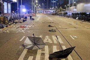 Trung Quốc đang muốn thay thế trưởng đặc khu hành chính Hồng Kông?