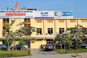 Vinatranco bị phạt nặng vì không đăng ký giao dịch chứng khoán