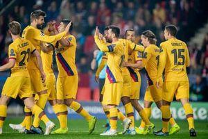 Messi thiết lập thêm nhiều kỷ lục đáng nhớ tại Champions League