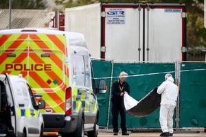 Vụ 39 thi thể được phát hiện trong xe tải: Chính quyền Anh vào cuộc điều tra