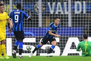 Inter Milan 2-0 Dortmund: 3 điểm đầu tiên cho đội chủ sân Giuseppe Meazza