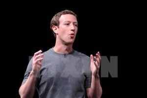 CEO Facebook để ngỏ khả năng thu hẹp dự án Libra