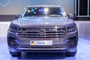 SUV Volkswagen Touareg về Việt Nam chốt giá từ 3,1 tỷ đồng