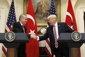 Trump sẽ gỡ bỏ lệnh trừng phạt đối với Thổ Nhĩ Kỳ
