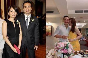 Trước khi hạnh phúc bên bạn gái kém 16 tuổi, Chi Bảo từng trải qua 2 cuộc hôn nhân kín tiếng nhưng đầy sóng gió