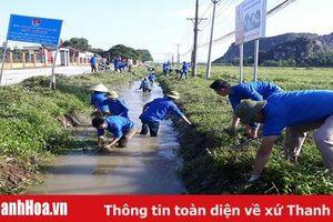 Huyện đoàn Hà Trung đi đầu trong thực hiện phong trào 'Tuổi trẻ sáng tạo'
