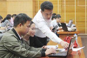 Bộ Công Thương ứng dụng phần mềm quản lý đoàn viên công đoàn