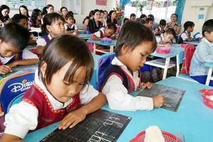 Nhật Bản hỗ trợ phát triển giáo dục cho trẻ dân tộc thiểu số tỉnh Kon Tum và Lai Châu