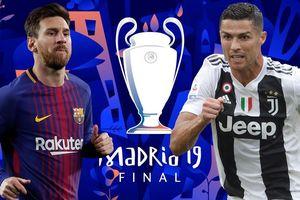 Lịch thi đấu lượt trận thứ 4 vòng bảng Cúp C1 châu Âu (Champions League 2019/2020) mới nhất