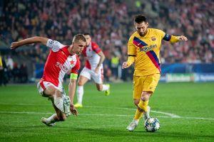 Lionel Messi lập kỳ tích chưa từng có trong lịch sử Cúp C1 châu Âu