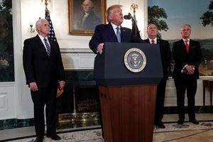Ông Trump ngợi ca thỏa thuận ngừng bắn, dỡ trừng phạt Thổ Nhĩ Kỳ