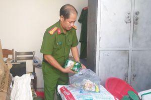 Phát hiện cơ sở sản xuất hạt nêm Knorr giả ở Đà Nẵng