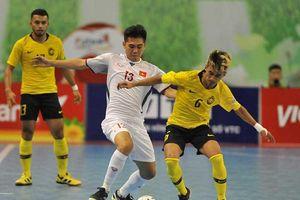 Futsal Việt Nam muốn thắng Thái Lan như thầy trò ông Park