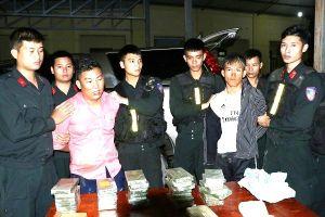 Hà Tĩnh: Triệt phá đường dây ma túy 'khủng', thu giữ 30 bánh heroin