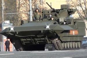Trang bị mới khiến T-15 Nga vượt xa xe chiến đấu Mỹ