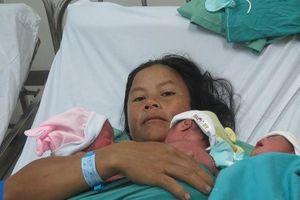 Quảng Nam: Thêm một sản phụ sinh 3 hiếm gặp