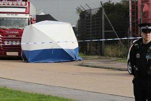 Vụ 39 người chết trong container: Thêm 2 người bị bắt