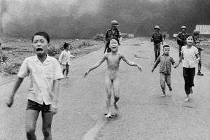 Ảnh sốc chiến tranh VN ảnh hưởng nhất lịch sử nhân loại