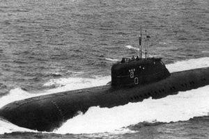 Giải mật tàu ngầm Liên Xô 'số nhọ' nhất lịch sử TG