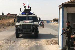 Khoảng 300 quân cảnh Nga tới Syria hỗ trợ người Kurd
