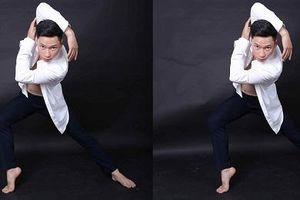 Cơ duyên đến với nghề múa của chàng trai người Thái