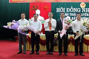 Thái Nguyên có tân Phó Chủ tịch Ủy ban nhân dân tỉnh