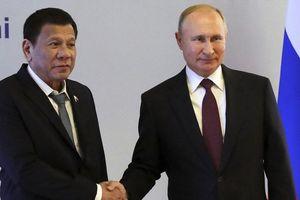 Nga đề xuất cùng sản xuất vũ khí, Philippines dội ngay 'gáo nước lạnh'