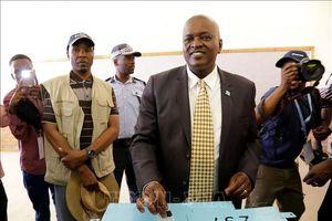 Đương kim Tổng thống Mokgweetsi Masisi tái đắc cử