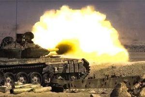 Quân đội Syria đẩy lui cuộc tấn công của phiến quân thân Thổ Nhĩ Kỳ