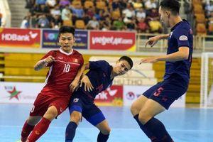 Thua Thái Lan, tuyển futsal Việt Nam lỡ giấc mơ vàng AFF Cup
