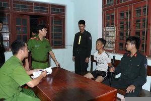 Bắt 2 đối tượng người vận chuyển số lượng 'khủng' ma túy ở Hà Tĩnh