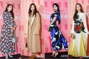 40 sao lớn Hàn đổ bộ thảm đỏ 'W Korea 2019': Park Shin Hye đọ sắc Go Ara - Jessica Jung
