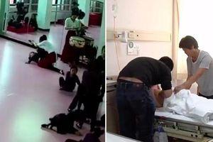 Cô giáo ép xoạc chân quá đà khiến bé gái bị liệt