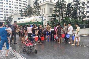 Công ty nước sạch sông Đà xin lỗi, miễn tiền nước 1 tháng cho người dân sau sự cố nhiễm dầu