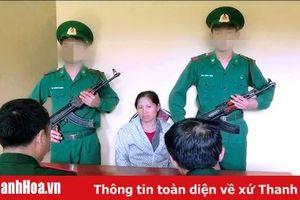 BĐBP Thanh Hóa bắt 2 đối tượng vận chuyển 2.800 viên ma túy tổng hợp