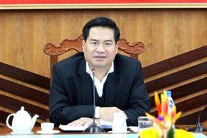 Chân dung tân Phó Chủ tịch tỉnh Thái Nguyên Lê Quang Tiến