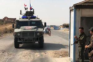 Gần 300 quân cảnh Nga đến Syria hỗ trợ người Kurd rút khỏi biên giới